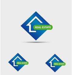 House project housing logo vector