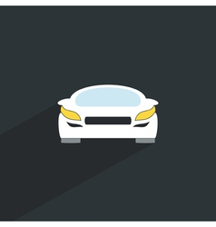 Car8 vector image