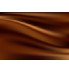 Abstract chocolate background vector