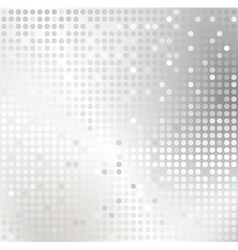 Shiny background with sequins Template for your vector image