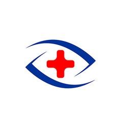 Medical logo icon healthy concept vector