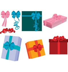 Gifts vector