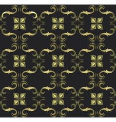 Vintage retro seamless pattern vector image vector image