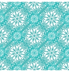 Colorful floral seamless patterns vector