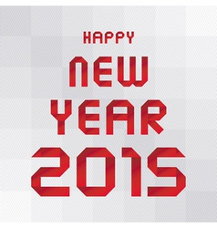 Happy new year 2015 greeting card3 vector