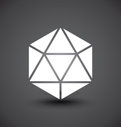 3d geometric object vector