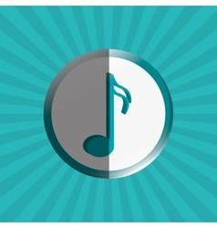 Music design editable vector