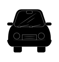 car icon image vector image