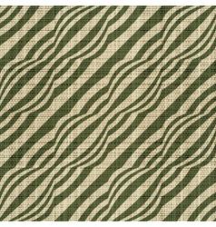 decorative textile print vector image