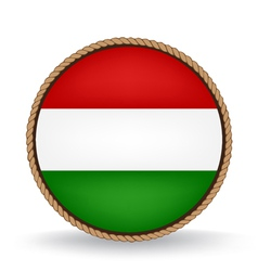 Hungary seal vector