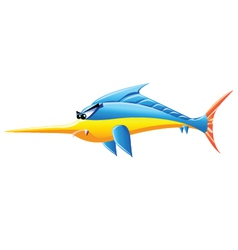 Swordfish vector