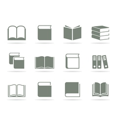 Book icon2 vector
