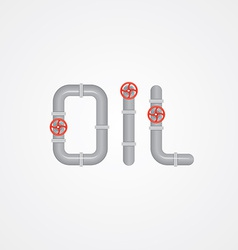Oil sign vector