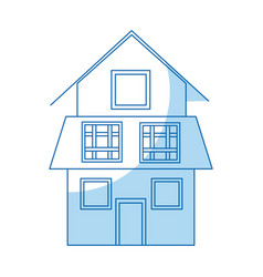 Ecology house home recycle environment energy vector