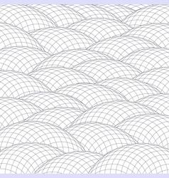 Abstract hillocks vector image vector image