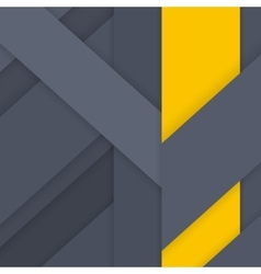 Background in Material Design Style vector image