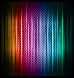 Abstract colourful background vector