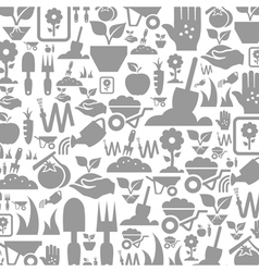 Garden a background vector