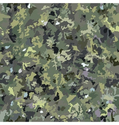 Seamless pattern camouflage vector