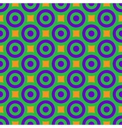 Polka dot geometric seamless pattern 5707 vector image vector image