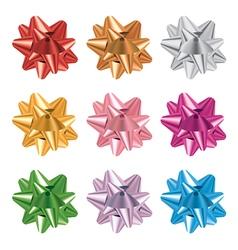 Present bows vector