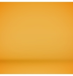 Yellow empty scene vector