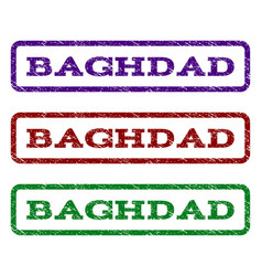 Baghdad watermark stamp vector