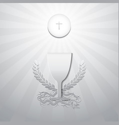 communion vector image