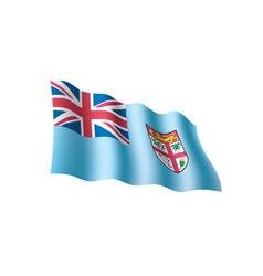 Fiji flag vector