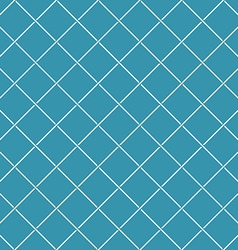 Crossing sea ropes diagonal net seamless pattern vector