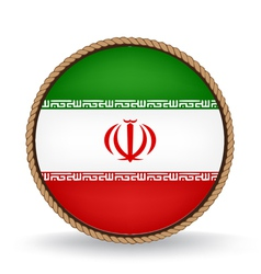 Iran seal vector