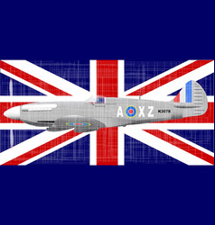 Battle of britain vector