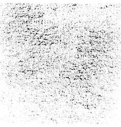 Dust texture white and black Grunge sketch vector image
