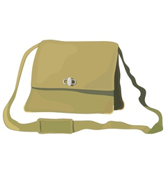 Old bag vector