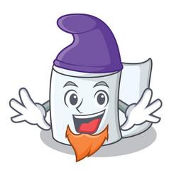 Elf tissue character cartoon style vector