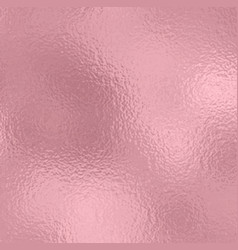 rose gold background rose gold metallic texture vector image