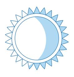 sun energy nature power alternative image vector image