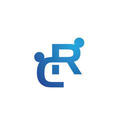 Community care logo template icon vector