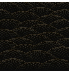 Background from gold hills vector