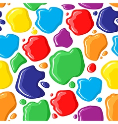 Paints pattern vector