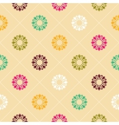 Pattern for color design background vector