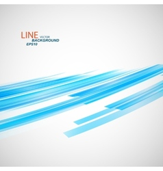 Color abstract line eps vector