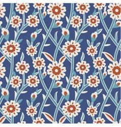 Seamless Tile Pattern Turkish vector image