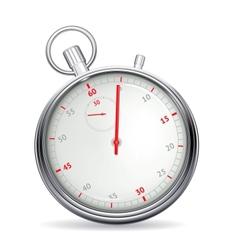 Stop-watch vector image