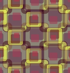 Colored squares abstraction vector