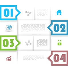 Creative design pattern vector