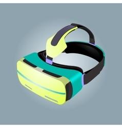 Virtual reality glasses image virtual reality vector