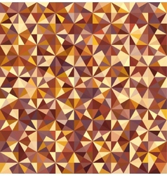 Triangle seamless abstract background vector