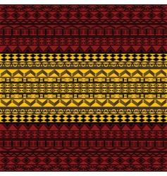 abstract ethnic vector image vector image