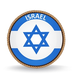 Israel seal vector